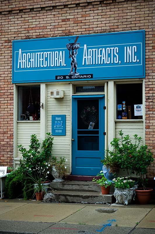 Unique antiques destination toledo for Treasures jewelry jefferson mall
