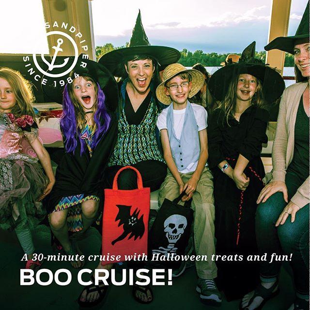 halloween boo cruises