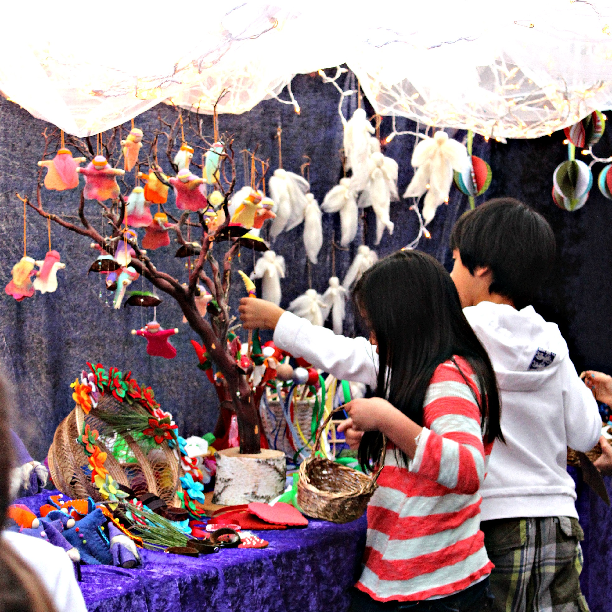 Winter Festival of Crafts