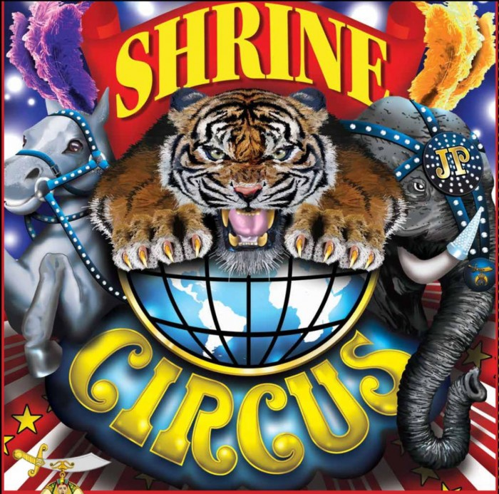 Zenobia Shrine Circus