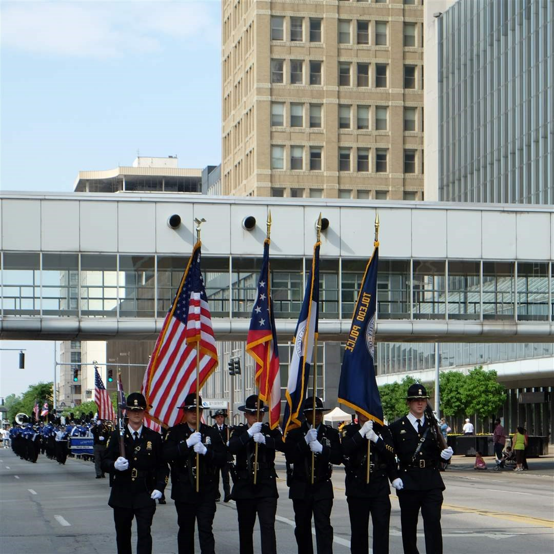 Select Memorial Day Parade