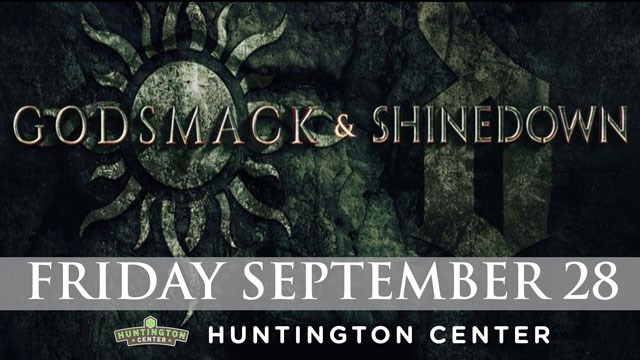 Select Godsmack & Shinedown