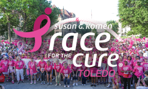 Image result for race for the cure toledo