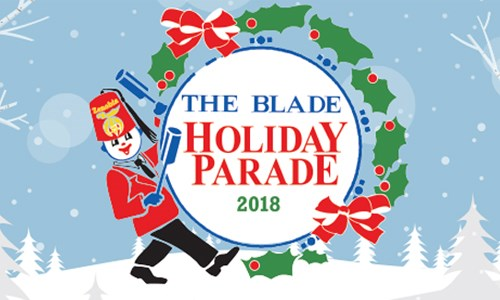 Select The Blade Holiday Parade
