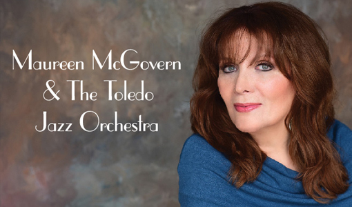 Maureen McGovern with the Toledo Jazz All Stars