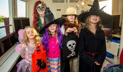 Halloween Events For Kids 2020 In Toledo Halloween Boo Cruises | Destination Toledo