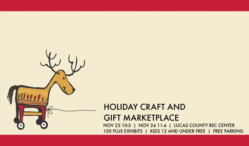 Holiday Craft & Gift Marketplace