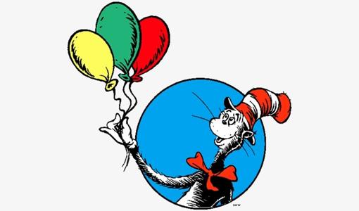 Fantastic Dr Seusss Birthday Party Story Time Destination Toledo Funny Birthday Cards Online Alyptdamsfinfo