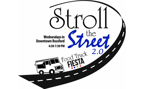 Stroll the Street in Rossford