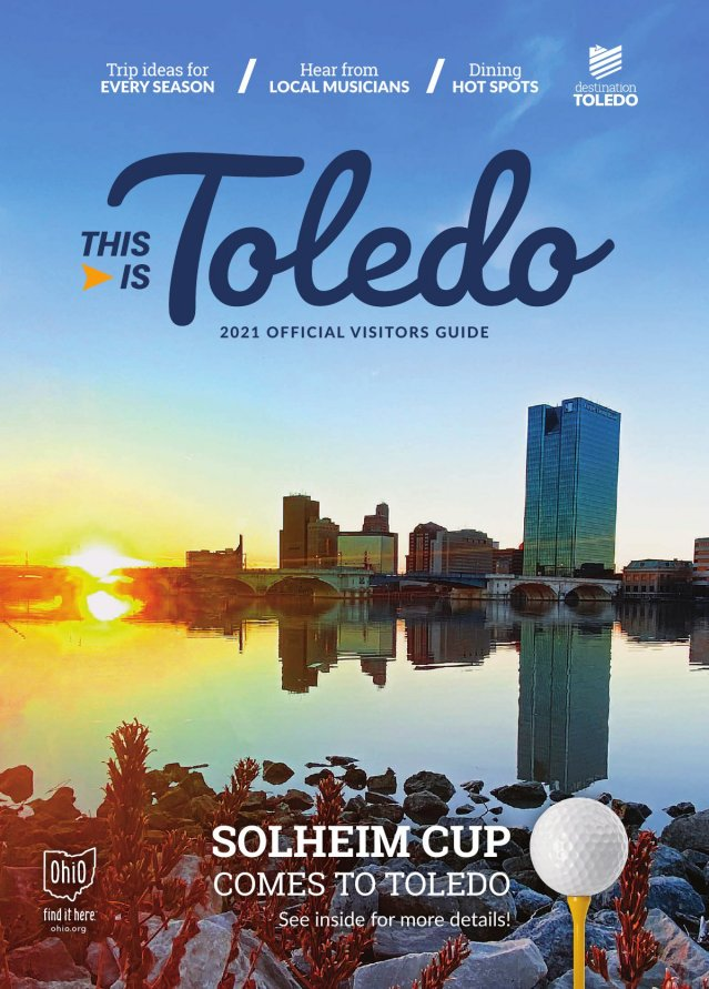 Toledo's Official Visitor's Guide